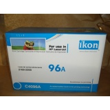 Toner C4096A cartridge Ikon HP 2100