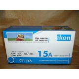 TONER C7115A cartridge - Ikon HP 1000 / 1200 / 1220 / 3300 / 3320 / 3330 / 3380